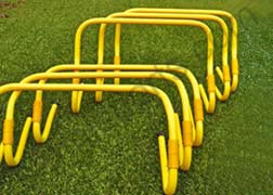 Adjustable Hurdles