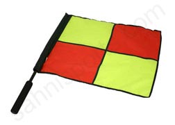 Linesman Flags - Deluxe