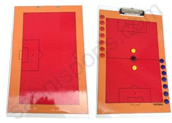 Magnetic Coaching Clipboard