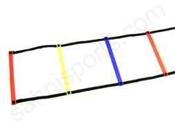 Multi Color Flat Agility Ladder