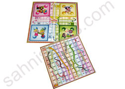 Snakes & Ladders and Ludo Set