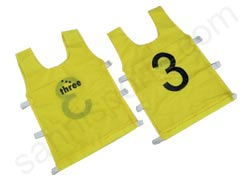 Training Bibs Numbered
